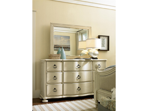 Universal Furniture - River House Landscape Mirror - 39404M