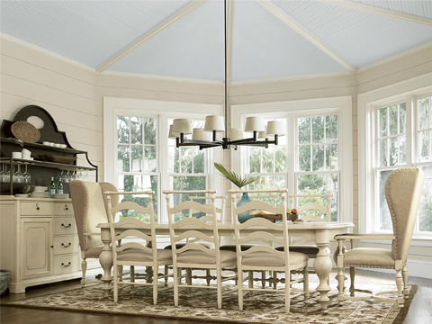 Universal Furniture - River House Dining Table - 394653