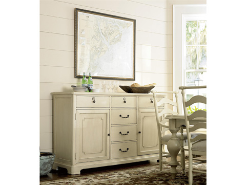 Universal Furniture - River House Home Cooking Cupboard - 394675