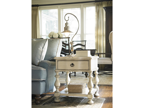 Universal Furniture - River House End Table - 394802