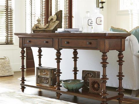 Paula Deen Home - Dogwood Console Table - 596803