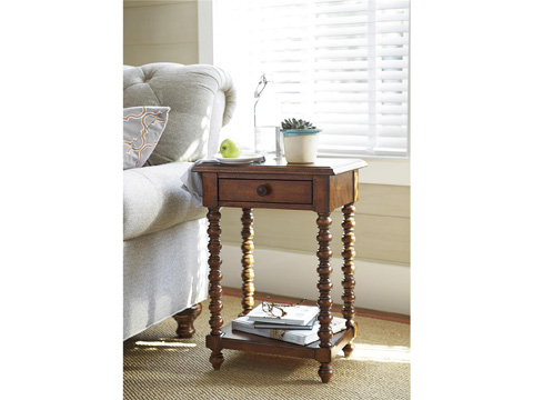Paula Deen Home - Dogwood Side Table - 596827