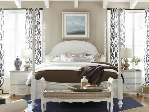 Paula Deen Home - Dogwood Bed End Bench - 597380