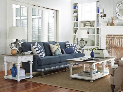 Paula Deen Home - Dogwood Cocktail Table - 597A801