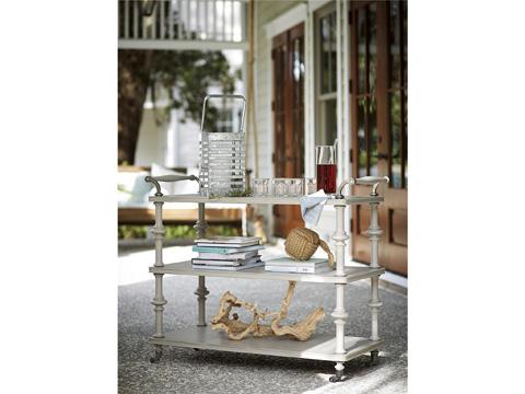 Paula Deen Home - Dogwood Iced Tea Cart - 599845