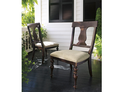Paula Deen Home - Paula Deen Home Paula's Side Chair - 932632-RTA