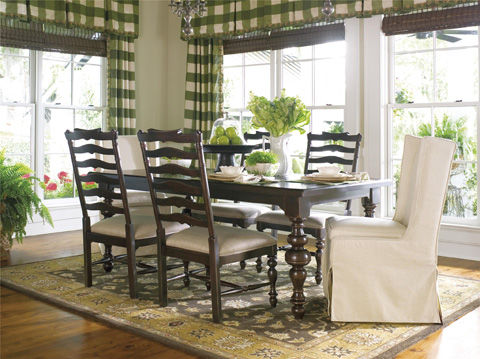 Paula Deen Home - Paula Deen Home Paula's Dining Table - 932653