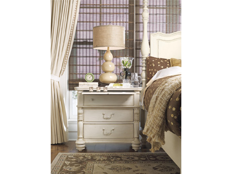 Image of Paula Deen Home Drawer Nightstand