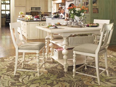 Paula Deen Home - Paula Deen Home Counter Height Chair - 996606-RTA