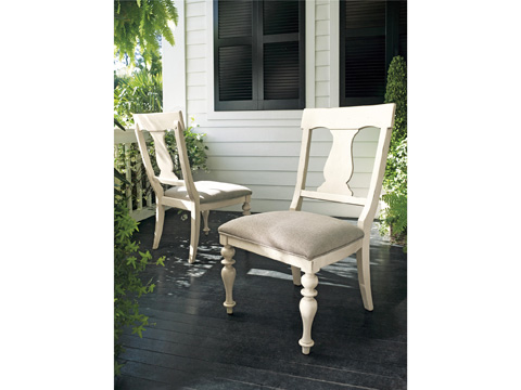 Paula Deen Home - Paula Deen Home Paula's Side Chair - 996632-RTA