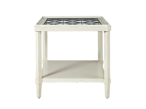 Universal Furniture - Sojourn End Table - 543A825