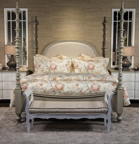Image of Dogwood Collection Queen Bedroom Set