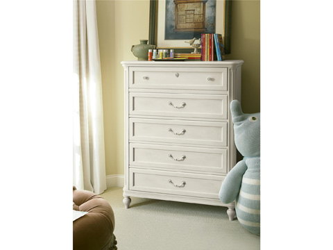 Image of Gabriella Five Drawer Chest