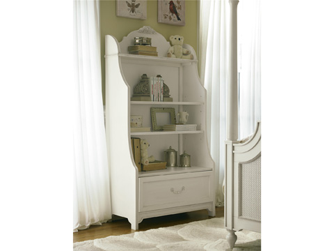 Image of Gabriella Three Shelf Bookcase