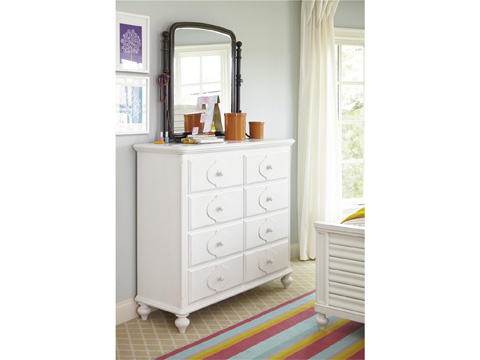 Universal - Smart Stuff - Black and White Dressing Chest - 437A004