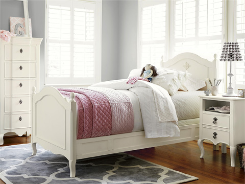 Image of Twin Reading Bed
