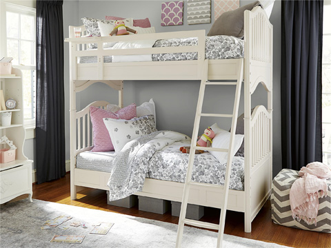 Image of Twin Bunk Bed