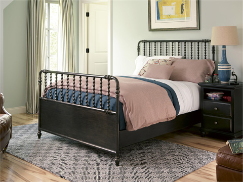 Image of American Classic Twin Metal Bed