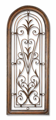 Uttermost Company - Cristy Petite Metal Wall Art - 13205
