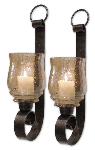 Uttermost Company - Joselyn Small Wall Sconces - 19311