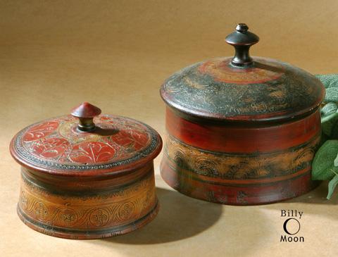 Uttermost Company - Sherpa Decorative Boxes - 20800