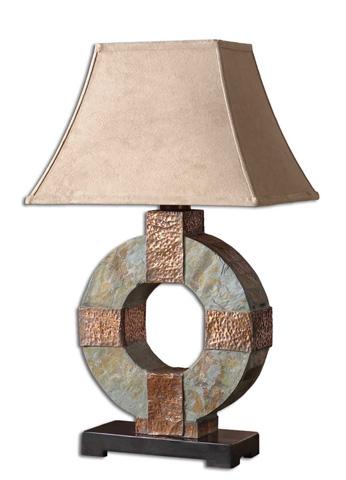 Uttermost Company - Slate Table Lamp - 26307