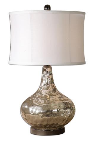 Uttermost Company - Vizzini Glass Table Lamp - 26453-1