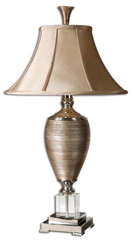 Uttermost Company - Abriella Gold Table Lamp - 26738