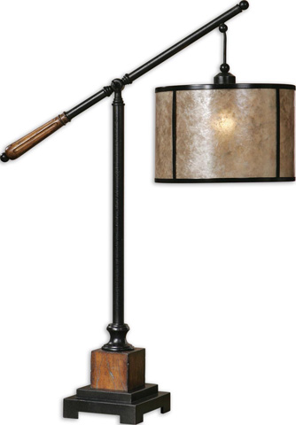 Uttermost Company - Sitka Lantern Table Lamp - 26760-1
