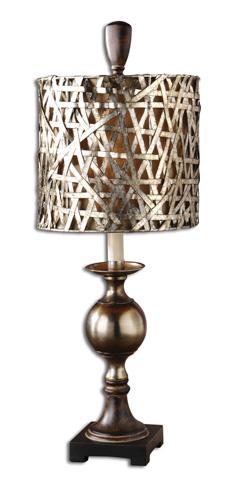 Uttermost Company - Alita Champagne Buffet Lamp - 29123-1