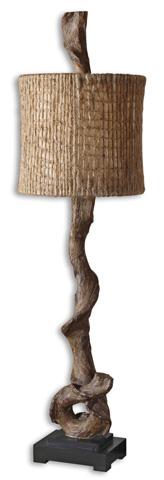 Uttermost Company - Driftwood Buffett Lamp - 29163-1
