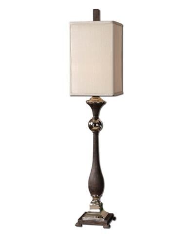 Uttermost Company - Valstrona Black Buffet Lamp - 29278-1