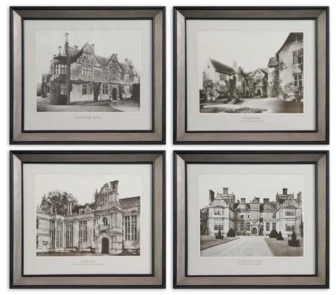 Uttermost Company - English Cottage Wall Art - 41366