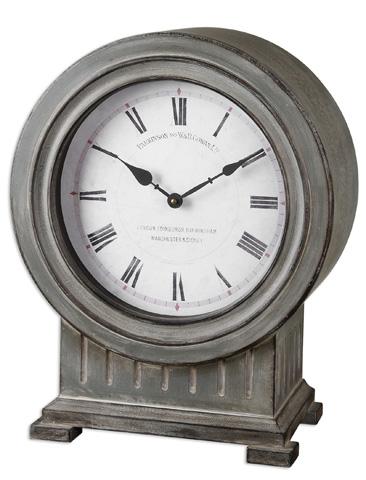 Uttermost Company - Chouteau Mantel Clock - 06088
