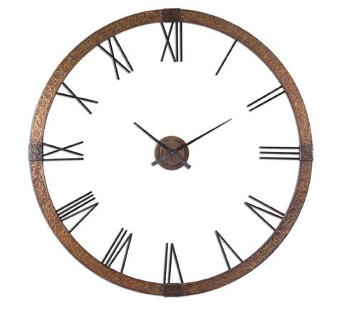 Uttermost Company - Amarion Clock - 06655