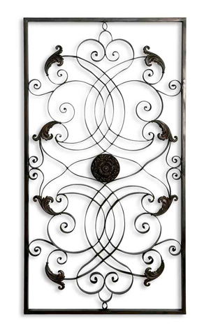 Uttermost Company - Effie Metal Wall Art - 07527