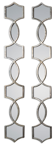 Uttermost Company - Vizela Accent Mirrors - 12856