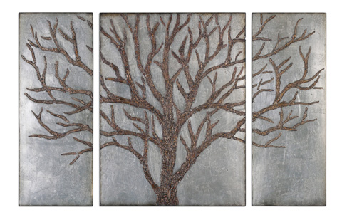 Uttermost Company - Winter View Wall Art - 13793