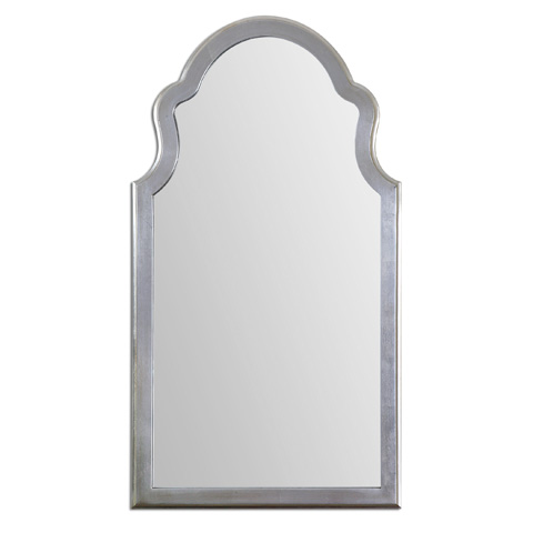 Uttermost Company - Brayden Silver Wall Mirror - 14479