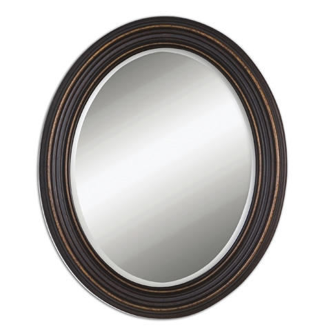 Uttermost Company - Ovesca Oval Wall Mirror - 14610