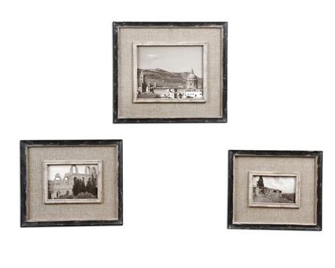 Uttermost Company - Kalidas Photo Frames - 18537
