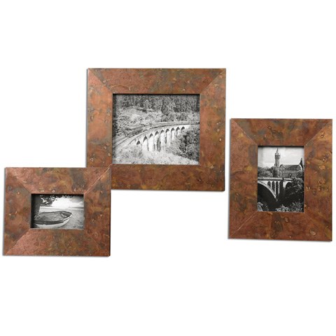 Uttermost Company - Ambrosia Photo Frames - 18564
