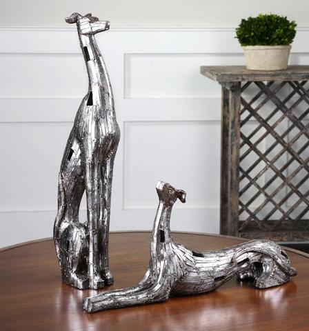 Uttermost Company - Resting Greyhounds - 19780