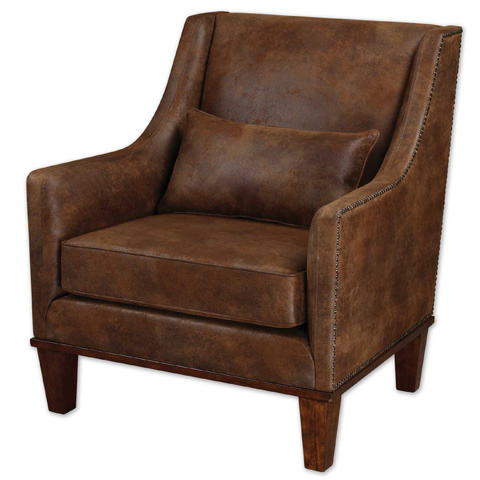 Uttermost Company - Clay Armchair - 23030
