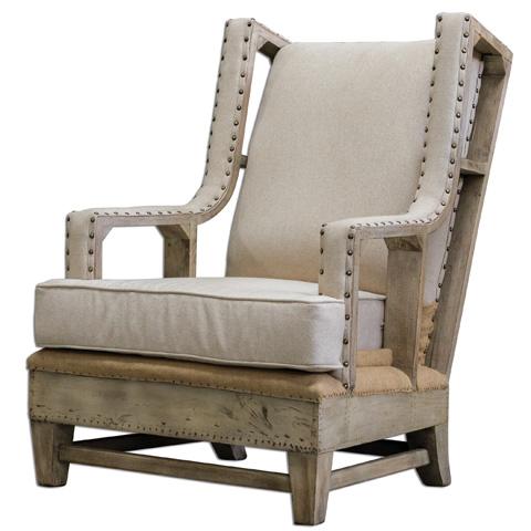 Uttermost Company - Schafer Armchair - 23615