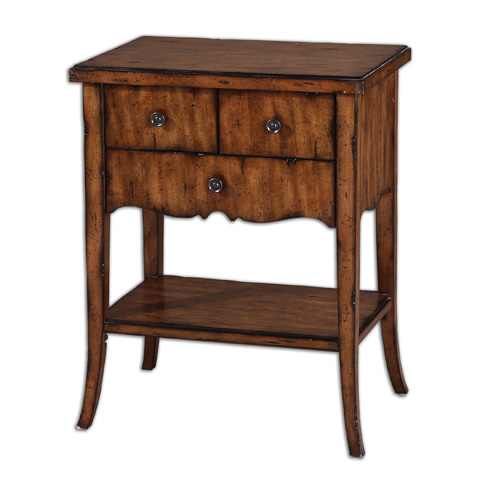 Uttermost Company - Carmel End Table - 24140