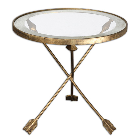 Uttermost Company - Aero Accent Table - 24275