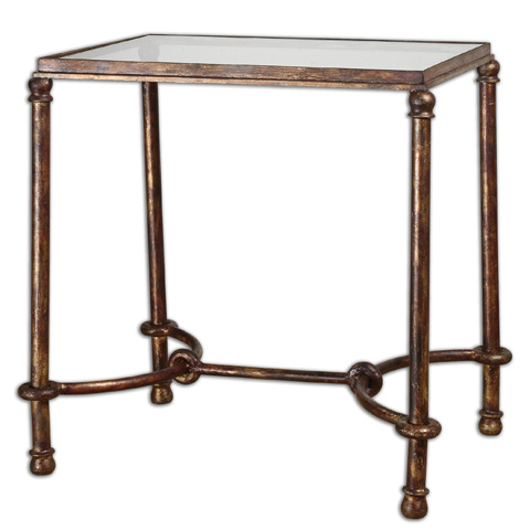Uttermost Company - Warring End Table - 24334