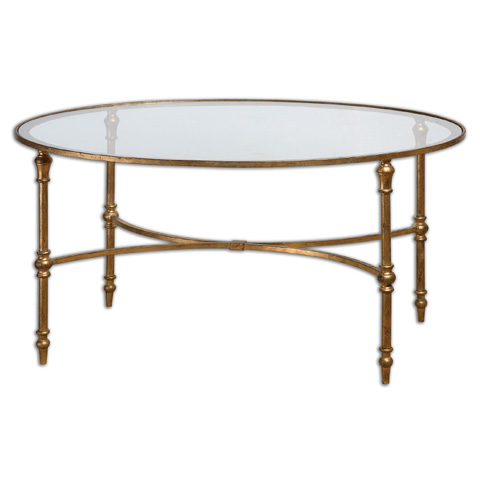 Uttermost Company - Vitya Coffee Table - 24338