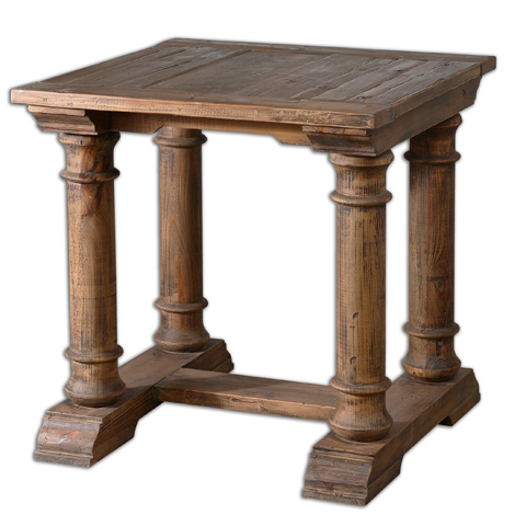 Uttermost Company - Saturia End Table - 24341